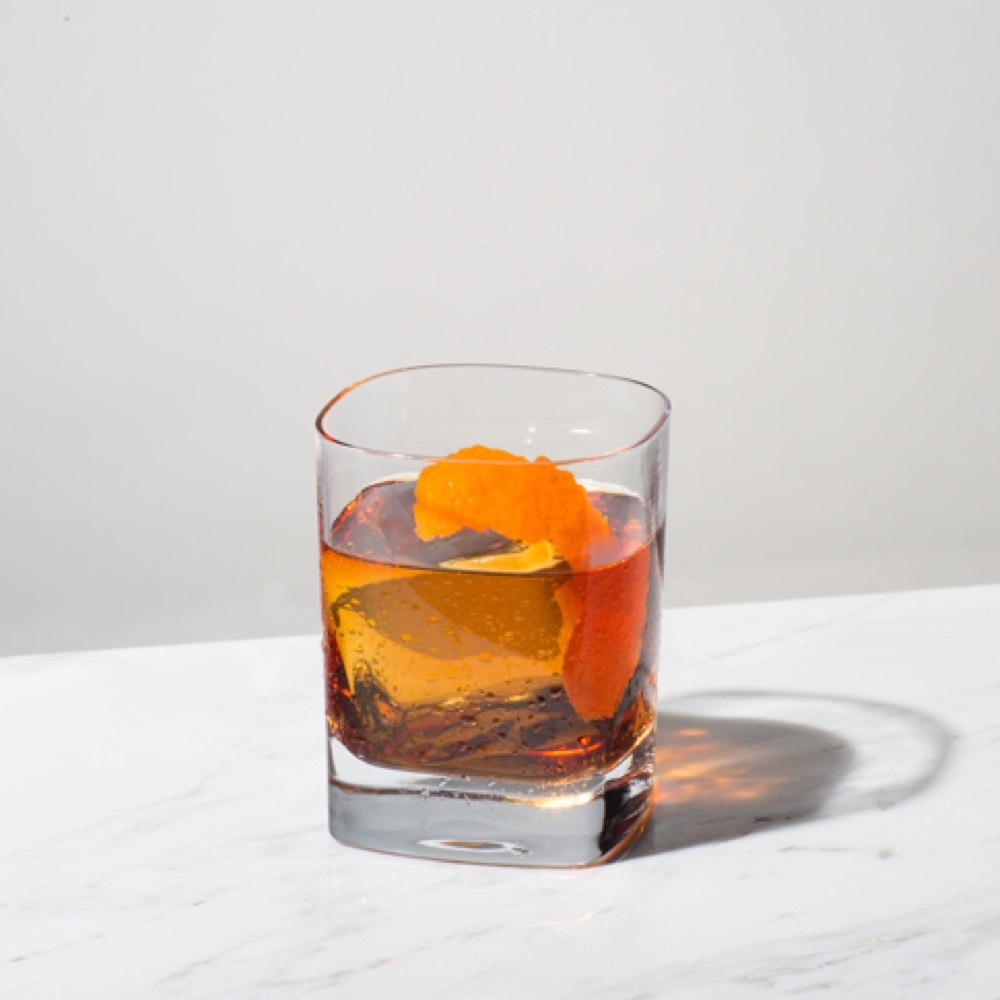 Hornitos Old Fashioned Tequila Recipe
